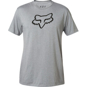 Fox Legacy Foxhead SS Tee Men, heather graphite